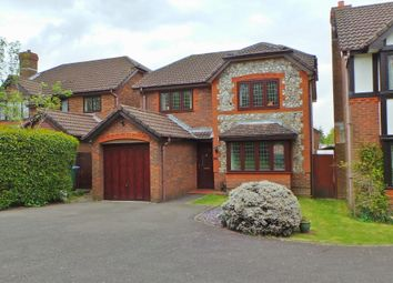 Thumbnail 4 bed detached house to rent in Poyner Close, Fareham