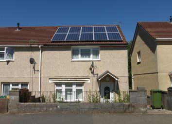 Thumbnail 2 bedroom property to rent in Porcher Avenue, Glyncoch, Pontypridd