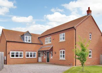 Thumbnail 5 bed detached house for sale in Twyford Gardens, Grantham
