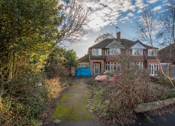 Thumbnail 3 bed semi-detached house for sale in Townsend Road, Tiddington, Stratford-Upon-Avon