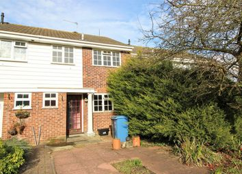 Thumbnail 3 bed terraced house for sale in Harebell Close, Hartley Wintney, Hook