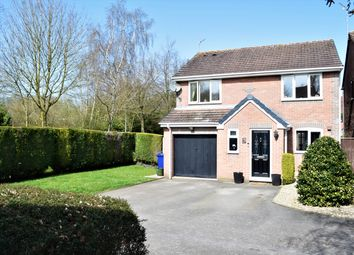 Thumbnail 4 bed detached house for sale in Beck Road, Madeley, Crewe