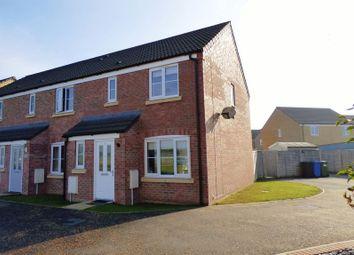Thumbnail 3 bed terraced house for sale in Hunton Road, Oulton, Lowestoft