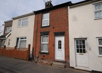 Thumbnail 2 bed terraced house to rent in Friars Court, Abbots Road, Colchester