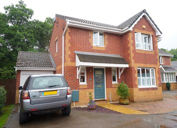 Thumbnail 3 bed detached house for sale in Afon Mead, Rogerstone, Newport
