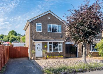 Thumbnail 3 bed detached house for sale in Newtondale Close, Knaresborough, North Yorkshire