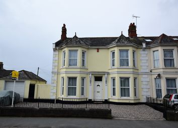 4 bed semi-detached house for sale in Alma Road, Milehouse, Plymouth PL3