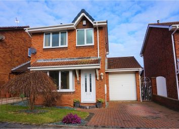 Thumbnail 3 bed detached house for sale in Springston Road, Hartlepool