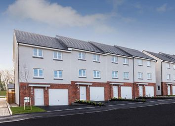 "Thumbnail 3 bedroom terraced house for sale in ""Lauriston"" at River Don Crescent, Bucksburn, Aberdeen"