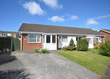 Thumbnail 2 bedroom bungalow for sale in Staining Rise, Staining, Blackpool