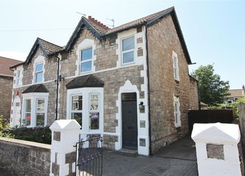 Thumbnail 3 bed semi-detached house for sale in Swiss Road, Weston Super Mare, Bristol