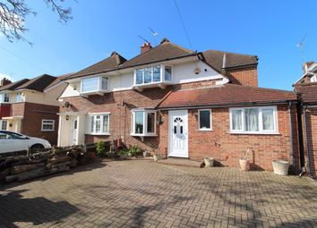 Thumbnail 4 bed semi-detached house for sale in Windsor Drive, Ashford