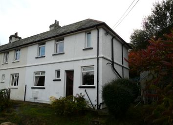 Thumbnail 3 bed end terrace house to rent in Woodlands View, Looe