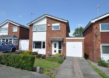 Thumbnail 3 bed detached house for sale in Kylemore Drive, Heswall, Wirral