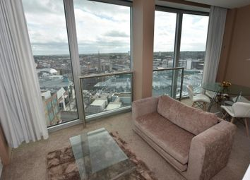 Thumbnail 1 bed flat to rent in The Rotunda, City Centre, Birmingham