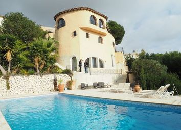 Thumbnail 5 bed villa for sale in Spain, Valencia, Alicante, Benissa