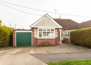 Thumbnail 2 bed semi-detached bungalow for sale in The Avenue, Hadleigh