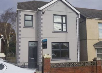 Thumbnail 3 bedroom detached house for sale in Brynteg Road, Swansea