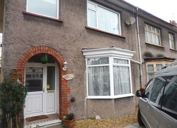 Thumbnail 3 bed semi-detached house for sale in Cottrell Road, Eastville, Bristol