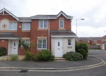 Thumbnail 3 bed terraced house to rent in Blackmoor Close, Darlington