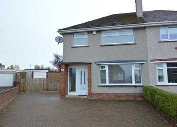 Thumbnail 3 bedroom semi-detached house for sale in Machanhill, Larkhall