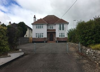 Thumbnail 4 bed detached house to rent in Sidford Road, Sidmouth
