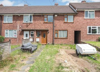 3 bed terraced house for sale in Lowe Road, Coventry, West Midlands CV6