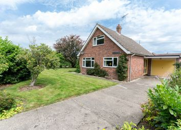 Thumbnail 3 bed detached house for sale in Manor Close, Little Snoring, Fakenham