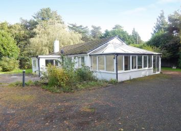 Thumbnail 4 bed bungalow for sale in Higher Heath, Whitchurch