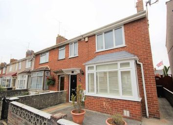Thumbnail 3 bedroom end terrace house for sale in Rose Street, Rodbourne, Swindon