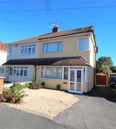 Thumbnail 4 bed semi-detached house for sale in Whitecross Avenue, Whitchurch, Bristol