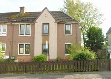 Thumbnail 3 bed flat for sale in Wilson Road, Allanton Shotts