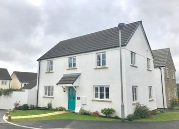 Thumbnail 3 bed property to rent in Dobsons Close, Callington Road, Liskeard