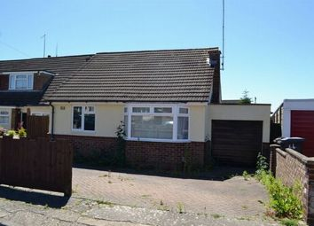Thumbnail 3 bed detached bungalow for sale in Thistleholme Close, Links View, Northampton