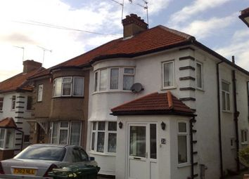 Thumbnail 3 bed semi-detached house to rent in Orchard Crescent, Edgware
