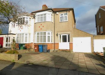 Thumbnail 3 bed property to rent in Lankers Drive, Harrow