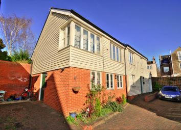 Thumbnail 2 bed terraced house to rent in High Street, Ewell Village, Surrey