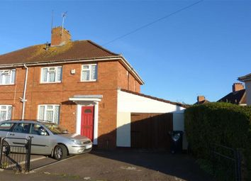 Thumbnail 3 bedroom semi-detached house for sale in Newquay Road, Knowle, Bristol