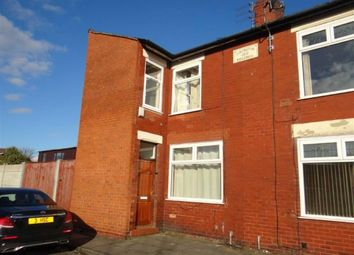 Thumbnail 3 bed semi-detached house for sale in Slater Street North, Leigh