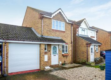 Thumbnail 2 bedroom link-detached house for sale in Wallers Way, Hoddesdon