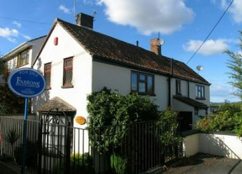 Thumbnail 2 bed cottage to rent in High Street, Banwell