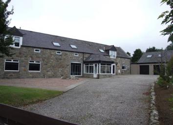 Thumbnail 5 bedroom detached house to rent in Newmachar Aberdeen, Newmachar Aberdeen