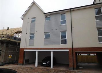 Thumbnail 2 bed flat for sale in Adams House, Adams Close, Poole
