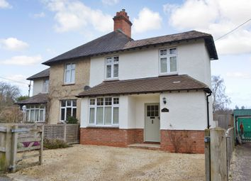 Thumbnail 3 bed semi-detached house for sale in White City, Woolton Hill, Newbury