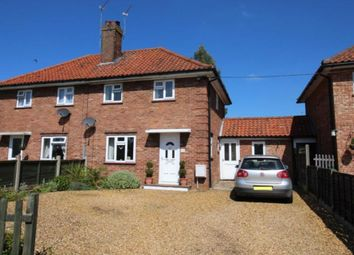 Thumbnail 2 bedroom semi-detached house for sale in The Oaklands, Swaffham