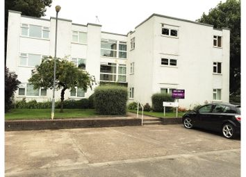 Thumbnail 2 bed flat for sale in Llanishen Court, Cardiff