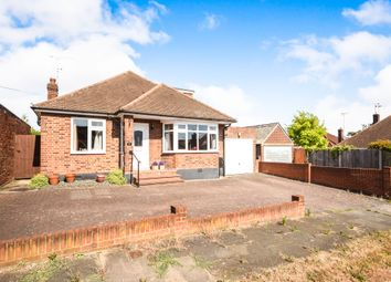 Thumbnail 2 bed detached bungalow for sale in Wallace Crescent, Chelmsford