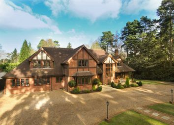 Thumbnail 5 bed detached house for sale in Wellingtonia Avenue, Crowthorne, Finchampstead