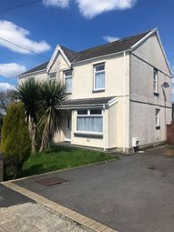 Thumbnail 2 bed semi-detached house for sale in Pengry Road, Goresinon Swansea