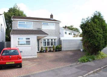 4 bed detached house for sale in Ffordd Talfan, Garden Village, Gorseinon, Swansea SA4